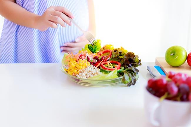 เมนูอาหารมื้อเร่งด่วนสำหรับคุณแม่ตั้งครรภ์